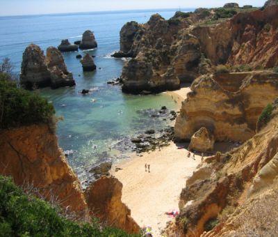 Vakantiewoningen huren in Lagos, Algarve, Portugal   vakantiehuisje voor 5 personen