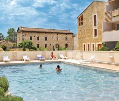 Vakantiewoningen huren in Barjac, Ales, Languedoc Roussillon Gard, Frankrijk   appartement voor 8 personen
