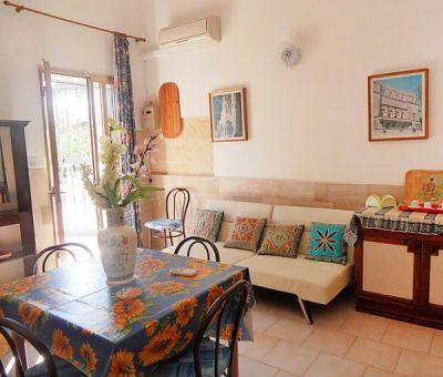 Vakantiewoningen huren in San Vito dei Normanni, Apulië, Italië | appartement voor 5 personen