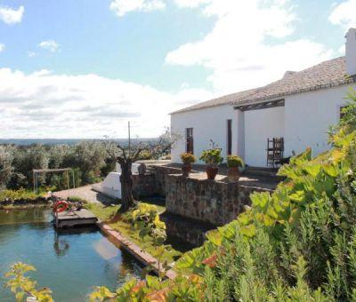 Vakantiewoningen huren in Alvito, Cuba, Alentejo, Portugal   vakantiehuis voor 8 personen