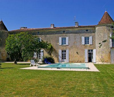 Vakantiewoningen huren in Gemozac, Poitou-Charentes Charente-Maritime, Frankrijk | vakantiehuis voor 12 personen