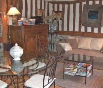 Vakantiewoningen huren in Honfleur, Laag-Normandië Calvados, Frankrijk | vakantiehuis voor 6 personen