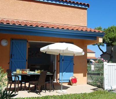 Vakantiehuis huren in Torreilles Plage, Languedoc-Roussillon Pyreneeën-Orientales, Frankrijk   vakantiehuis voor 6 personen