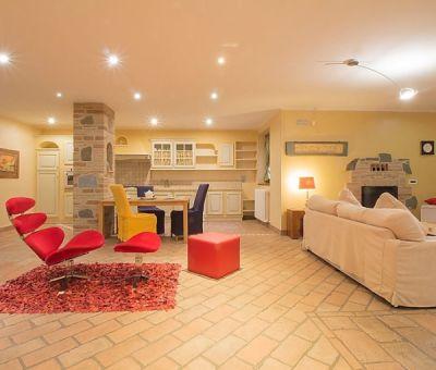 Vakantiewoningen huren in Magione, Umbrië, Italië | vakantiehuis voor 5 personen