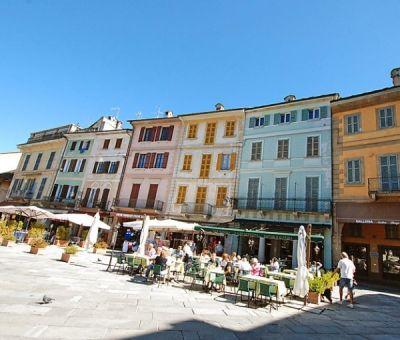 Vakantiewoningen huren in Orta San Giulio Meer van Orta, Piëmonte, Italië | vakantiehuis voor 4 personen