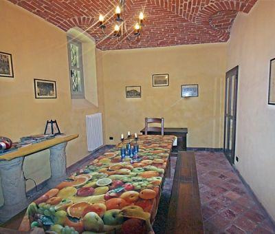 Vakantiewoningen huren in Cherasco, Piëmonte, Italië | vakantiehuis voor 8 personen