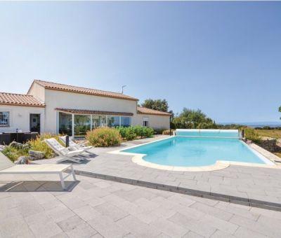 Vakantiewoningen huren in Poulx, Nimes, Languedoc Roussillon Gard, Frankrijk | vakantiehuis voor 9 personen