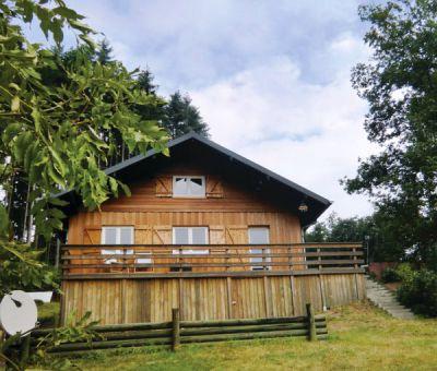 Vakantiehuis Vianden: Vakantiehuis type 6-personen