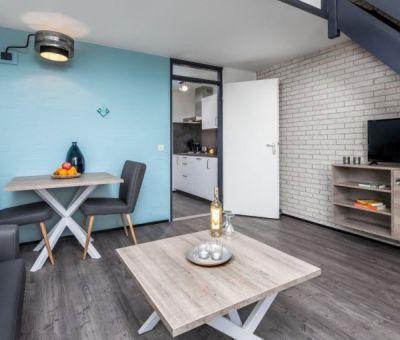 Vakantiehuis Bruinisse: appartement Comfort 2B 2-personen
