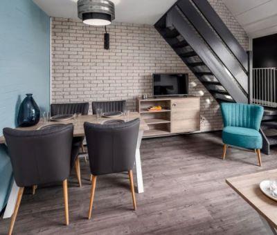 Vakantiehuis Bruinisse: Appartement Comfort 4A 4-personen