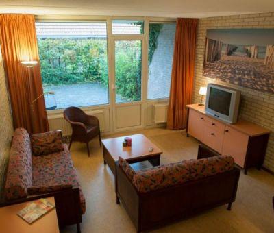 Vakantiehuis Bruinisse: appartement Saffier 6 personen