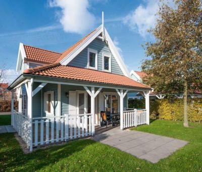 Vakantiehuis Bruinisse: villa Buitenhuis 6 personen