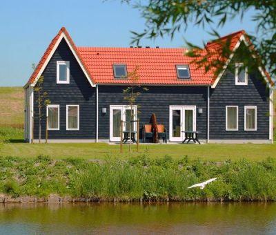 Vakantiehuis Bruinisse: Villa Hofstede Comfort 10-personen