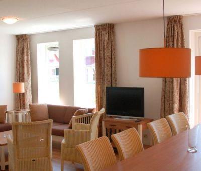 Vakantiehuis Bruinisse: villa Hofstede 10 personen