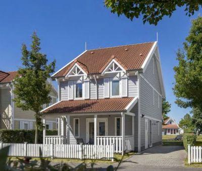 Vakantiehuis Bruinisse: Villa Staetelaan Comfort 8-personen