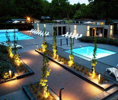 Vakantiehuis Wekerom: Lodge type Bos Lodge 75 4-personen