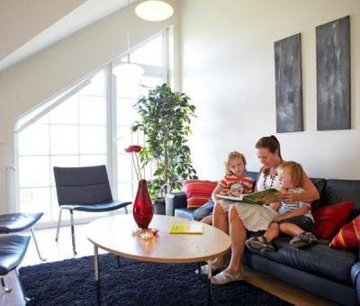 Luxe bungalows huren in Bogense, Funen, Denemarken   vakantiehuis voor 6 - 8 personen
