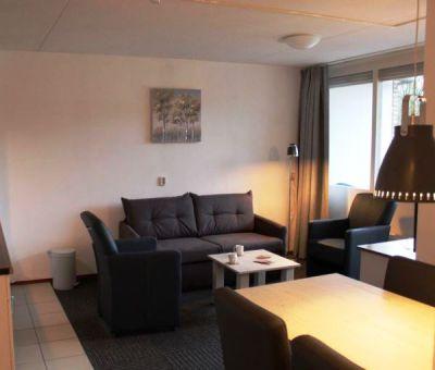 Vakantiehuis Doorn: Appartement type 4-personen