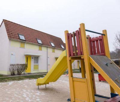 Vakantiehuis Oostkapelle: Kinderbungalow type Comfort 4K 4-personen