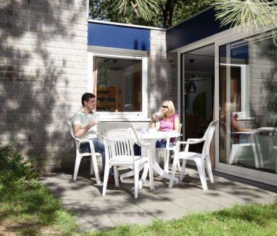 Vakantiewoningen huren in Kootwijk, Veluwe, Gelderland, Nederland | Bungalow voor 4 personen