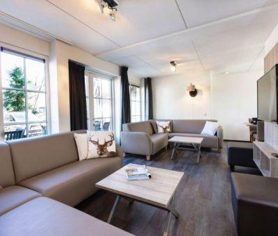 Vakantiehuis Oosterhout: Bungalow type FV14 Comfort 14-personen