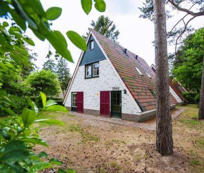 Vakantiehuis Oosterhout: Bungalow type FV14L 14-personen