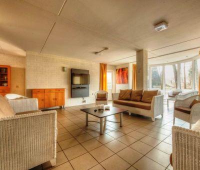 Vakantiehuis Oosterhout:Bungalow type FV18 18-personen