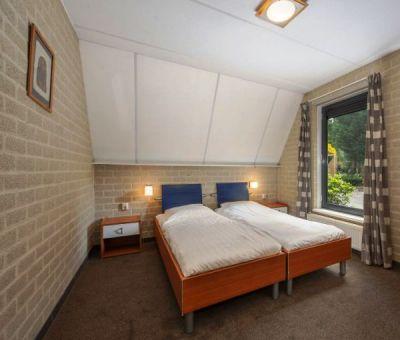 Vakantiehuis Oosterhout: Bungalow type K4V 4-personen