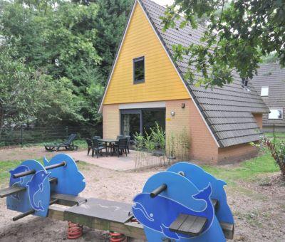 Vakantiehuis Oosterhout: Bungalow type K6KV kindvriendelijk 6-personen