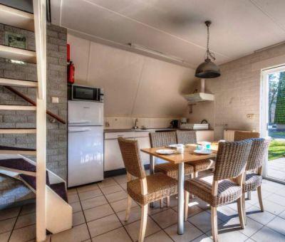 Vakantiehuis Oosterhout: Bungalow type KBL 6-personen