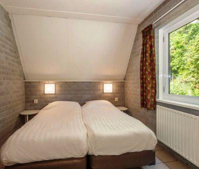 Vakantiehuis Oosterhout, Bungalow type KCL 8-personen