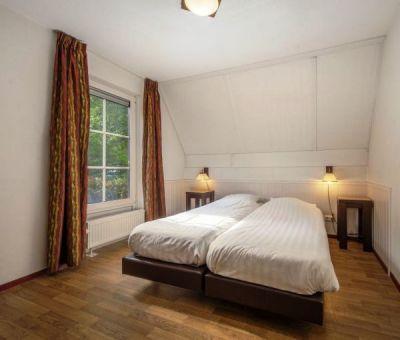 Vakantiehuis Oosterhout: Bungalow type KD 6-personen