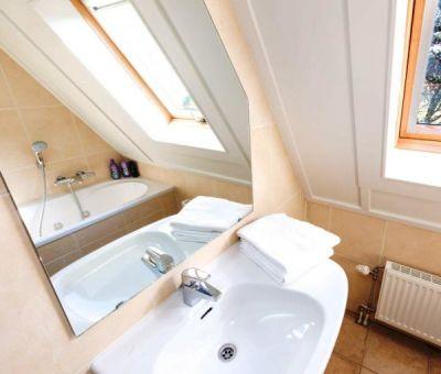 Vakantiehuis Oosterhout: Bungalow type KE Comfort 8-personen