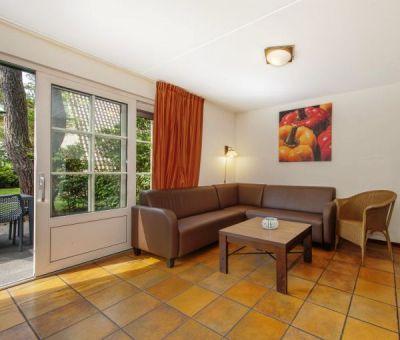 Vakantiehuis Oosterhout: Bungalow type KE 8-personen