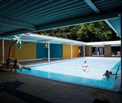 Vakantiehuis Overberg: Chalet type B Comfort 5-personen