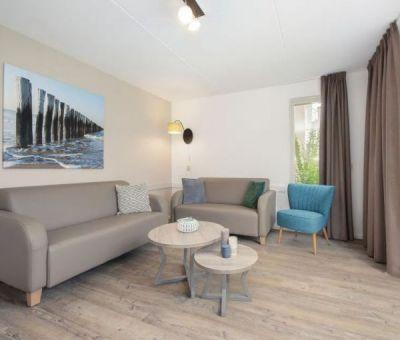 Vakantiehuis Renesse: Bungalow type Comfort 4-personen