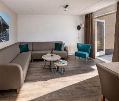 Vakantiehuis Renesse: Bungalow type SE Comfort 7-personen
