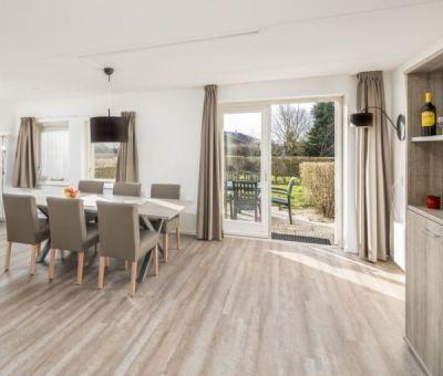 Vakantiehuis Renesse: Bungalow type SD6 Comfort voor 6-personen