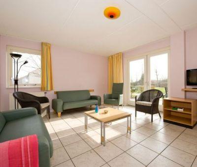 Vakantiehuis Renesse: Bungalow type SG 8-personen