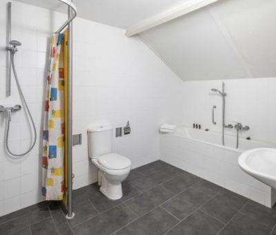 Vakantiehuis Renesse: Aangepaste bungalow type SGM Comfort 8-personen