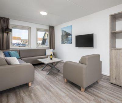 Vakantiehuis Renesse: Bungalow type SD8 Comfort 8-personen