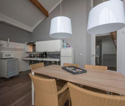Vakantiehuis Domburg: Bungalow type Comfort 4M 4-personen