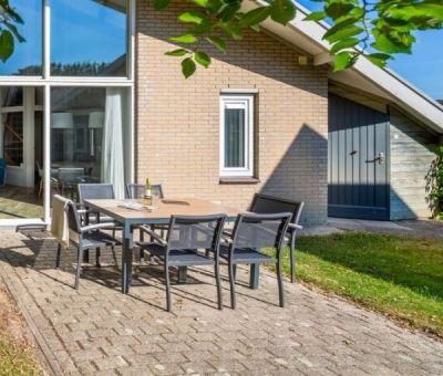 Vakantiehuis Domburg: Bungalow type Comfort 5A 5-personen
