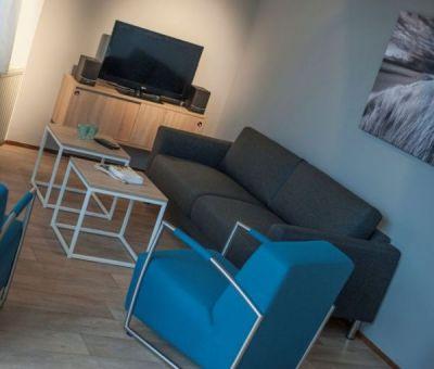 Vakantiehuis Domburg: Bungalow type Comfort 8A 8-personen