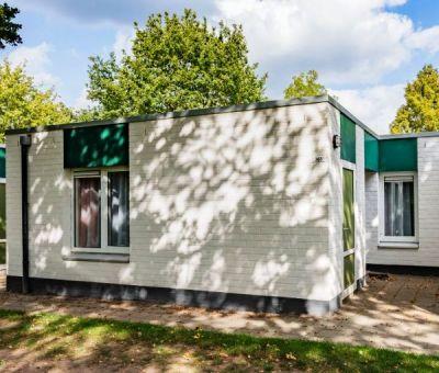 Vakantiehuis Borger: Bungalow type H4A 4-personen