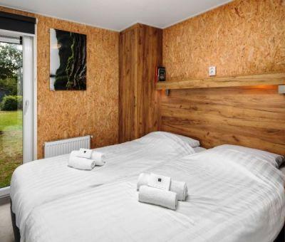 Vakantiehuis Borger: Chalet type Comfort 6B 6-personen