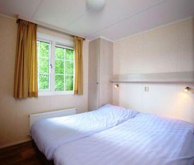 Vakantiehuis Borger: Chalet type HU4A 4-personen