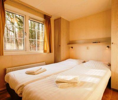 Vakantiehuis Borger: Chalet type HU4B 4-personen