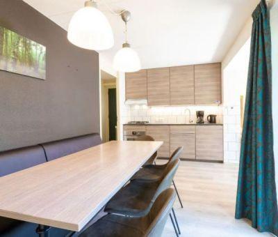 Vakantiehuis Den Haag: Bungalow met sauna type K7A Comfort 7-personen