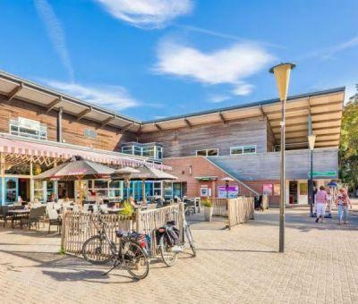 Vakantiehuis Den Haag: Bungalow type K6A 6-personen